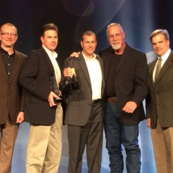 Ervolina Associates Named Rep of the Year by Masterbrand Cabinets