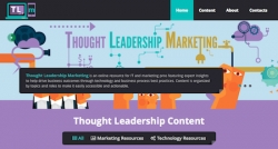 HiP Unveils Thought-Leadership-Marketing.net and 20 B2B Lead Gen Domains for Inbound Marketers