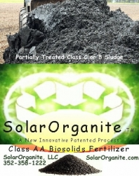 A New SolarOrganite� Biosolids (Sludge) Processing Facility at Lake Yale Baptist Assembly's Wastewater Treatment Plant