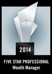 Elios Financial Group�s Jim Elios Named 2014 Cleveland Five Star Wealth Manager
