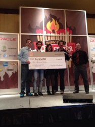 Qu�bec-Based Startup Wins Distinguished SXSW � Accelerator Award