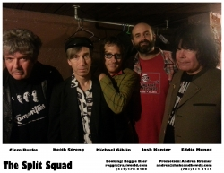 Rock Supergroup The Split Squad to Appear at SXSW 2014, Release Debut Album Now Hear This on Vinyl