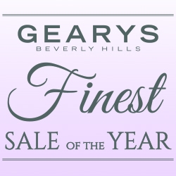 GEARYS Beverly Hills Finest Sale of the Year