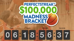 "PerfectStreak.com to Pay $100,000 for a ""Perfect Bracket"" in 2014 NCAA Men's Basketball Tournament"