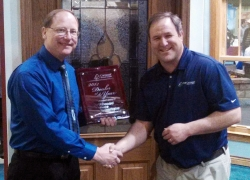 Advanced Home Technologies Awarded  Dealer of the Year Honors for a Second Consecutive Year