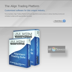 Technische Creations' Alignment Trading Technology by AF Services