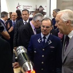 Polaris Propulsion Labs Receives Chilean Vendor Approval at FIDAE, While Releasing the TJ-200 a Small Turbojet Engine for Use in Small Missiles and Drones