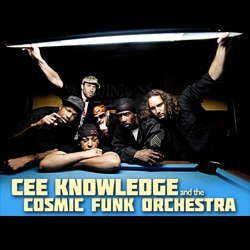 New Music from Cee Knowledge (Doodlebug of Digable Planets) & The Cosmic Funk Orchestra