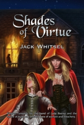 Author Jack Whitsel Releases Second Epic Fantasy Book in the Dragon Rising Series on Amazon.com