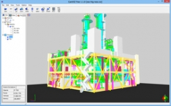The New Version of CaniVIZ 3D Pro CAD Viewer is Now Available for Macs and Windows PCs with Many New CAD File Readers