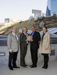 Balfour Beatty Construction Wins Sustainability Circle of Excellence Award from Waste Management