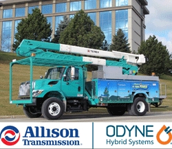 Odyne Hybrid System Endorsed for Allison 3000� and 4000� Series