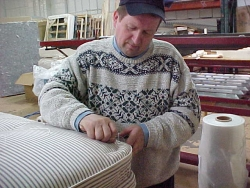 Announcing Custom Authentic Handcrafted Old Fashioned Natural Mattresses  by: Orange Mattress and Custom Bedding.  Family Business Since 1902.