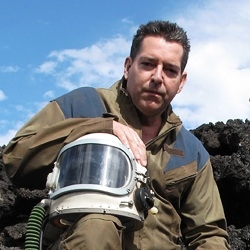 Meteorite Expert Geoff Notkin Speaking at Two Major Space Conferences in May