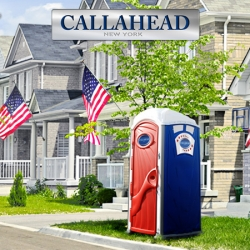 CALLAHEAD's Exclusive NY Portable Restroom Rentals Are Ideal for Memorial Day Festivities