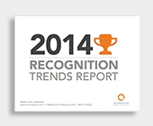 Employee Recognition Findings Surface: 2014 Trends
