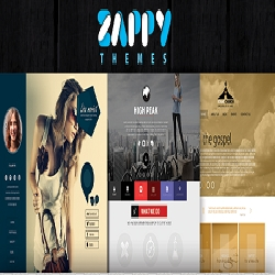 Beautiful Premium Wordpress Themes from Zappy Themes