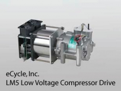 Long Anticipated eCycle LM5 Brushless Motor/Generator in Production
