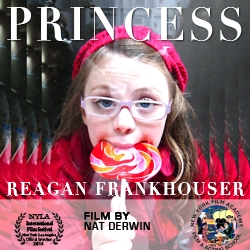 �What Princess Wants� Princess Gets!�  Princess Film - World Premier - NYC