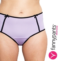 Fannypant's Revolutionary Incontinence Undergarments for Women