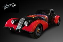 DiMora Motorcar Introduces Vicci 6.2 Convertible