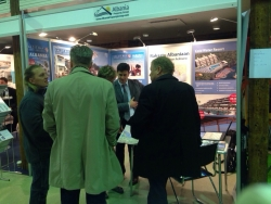 Albania Property Group in Helsinki Property Fair on 29 and 30 March 2014