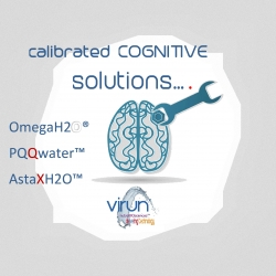 VIRUN NutraBIOsciences™, Leader in Cognitive-Functional-Ingredients, to Sponsor Cognitive Health Forum at NutraIngredients-USA