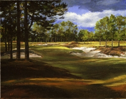 Special Edition Golf Gicl�es Feature 2014 U.S. Open Site Pinehurst No. 2