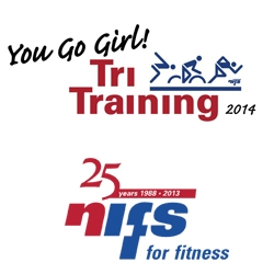 National Institute for Fitness and Sport (NIFS) Triathlon Training Program: You Go Girl!