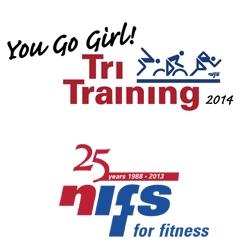 National Institute for Fitness and Sport (NIFS) Triathlon Training Program: You Go Girl!