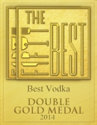 Empire Rockefeller Vodka Wins Double Gold - Best Vodka
