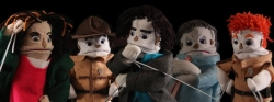 Mature-Themed Sock Puppet Thriller Series Launches Crowdfunding Campaign