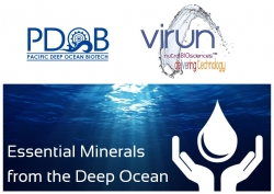 VIRUN® & Pacific Deep Ocean Biotech Combine Natural Mineral Complexes with OmegaH2O® EPA and DHA for Foods, Beverages & Supplements