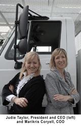 DUECO Inc. Names Judie Taylor CEO and Marikris Coryell COO