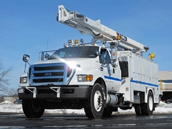 DUECO Inc. Delivers the First of 22 Work Trucks Featuring Odyne Hybrid Systems to PECO