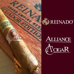 REINADO� Grand Empire Reserve Continues to Expand with the Introduction of an Aged Ecuadorian Connecticut Wrapped Petit Lancero