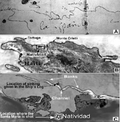 Historian Manuel Rosa Claims Haitian Shipwreck is Not Columbus's Santa Maria