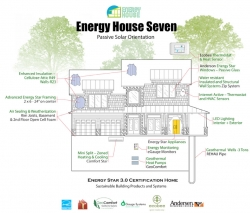 Free Educational Tour on Energy Efficient Building Sponsored by Arlington Designer Homes and Energy House June 14th