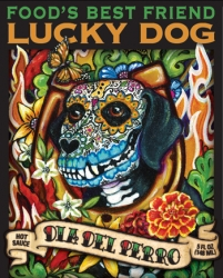 Lucky Dog Hot Sauce Launches Kickstarter Campaign