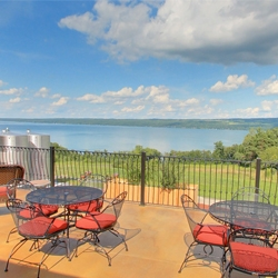 Finger Lakes Winery's Pursuit of Excellence Now Includes Brunch - Bellangelo Offers Father's Day Experience