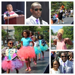 Dr. Lawrence Supporting Fashion Moving Youth Forward in D.C.