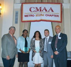 AFG Group Receives CMAA Metro NY/NJ Project of the Year Award for M/W/DBE Firms