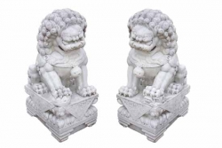 The Fascination with Foo Dogs