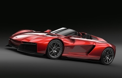 Rezvani BEAST Supercar Enters Production