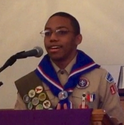 Washington DC Eagle Scout to Speak at Champions of Character Dinner June 18th