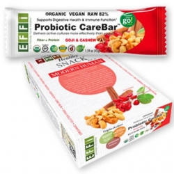 Snacking On-The-Go Takes a Healthy Turn with New EFFi Foods and Its Debut Product Line Probiotic CareBar