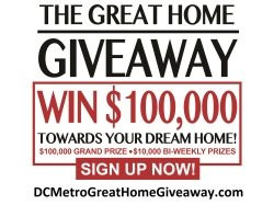 The Upham Group Announces the Great Home Giveaway