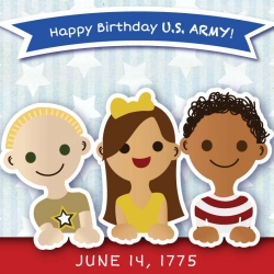 Army Releases New Children's eBook to Celebrate 239th Army Birthday