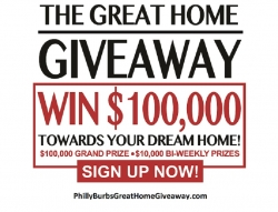 Linda Dale Announces the Great Home Giveaway
