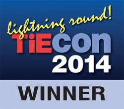Infinote Named TieCon 2014 Lightning Round Winner for Big Data Track